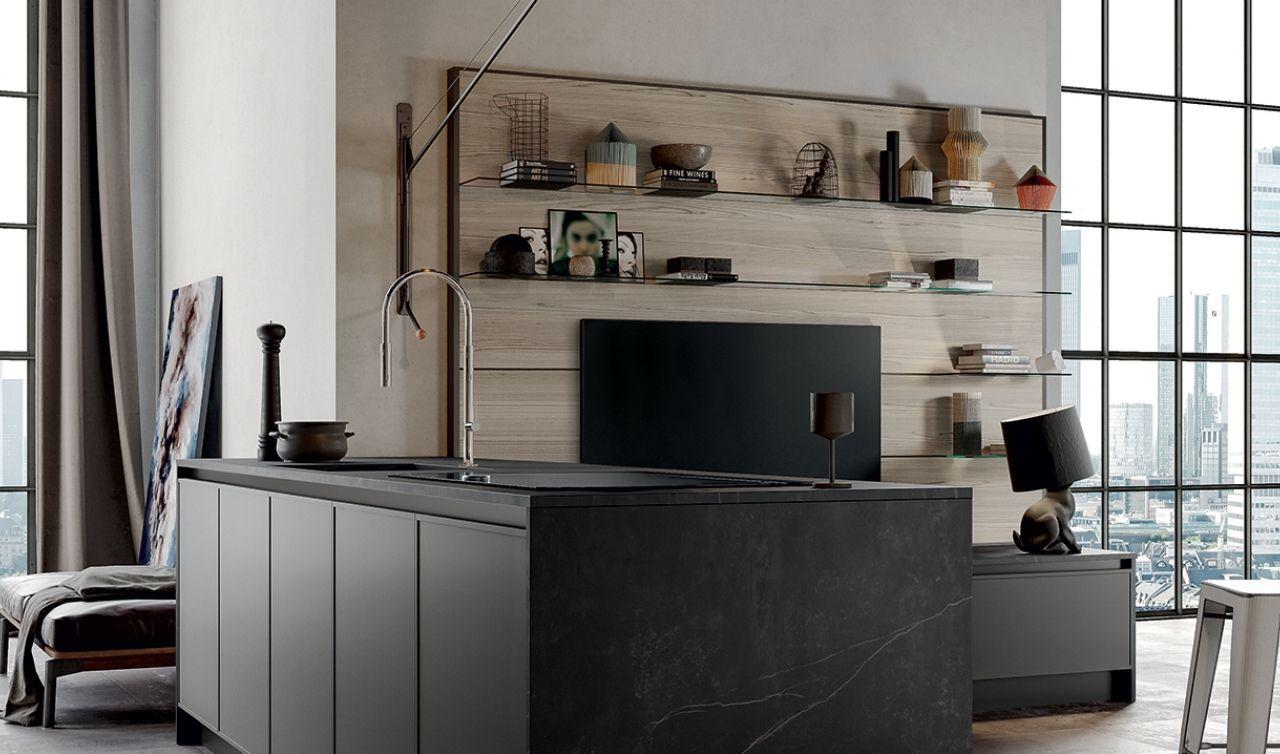 Arredo3 presenta la nuova cucina aria arredamenti disea - La cucina di aria ...